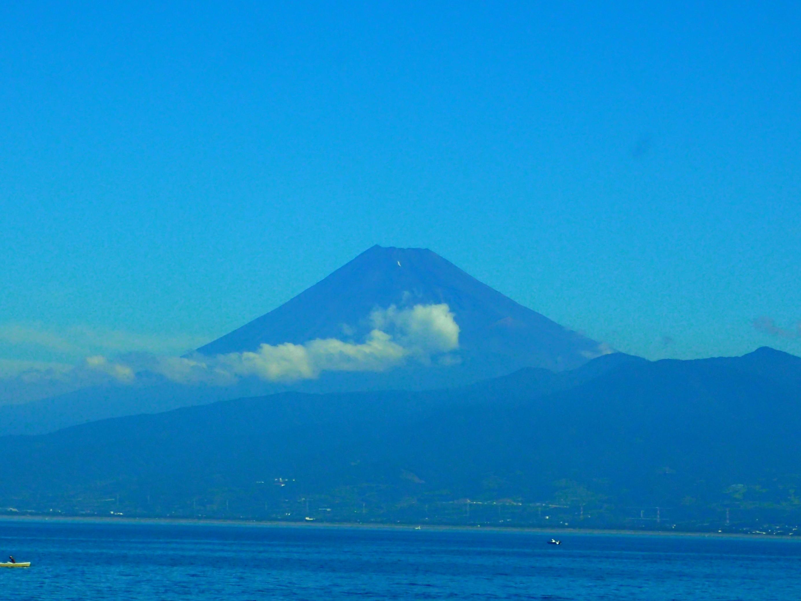 富士山ドーン。