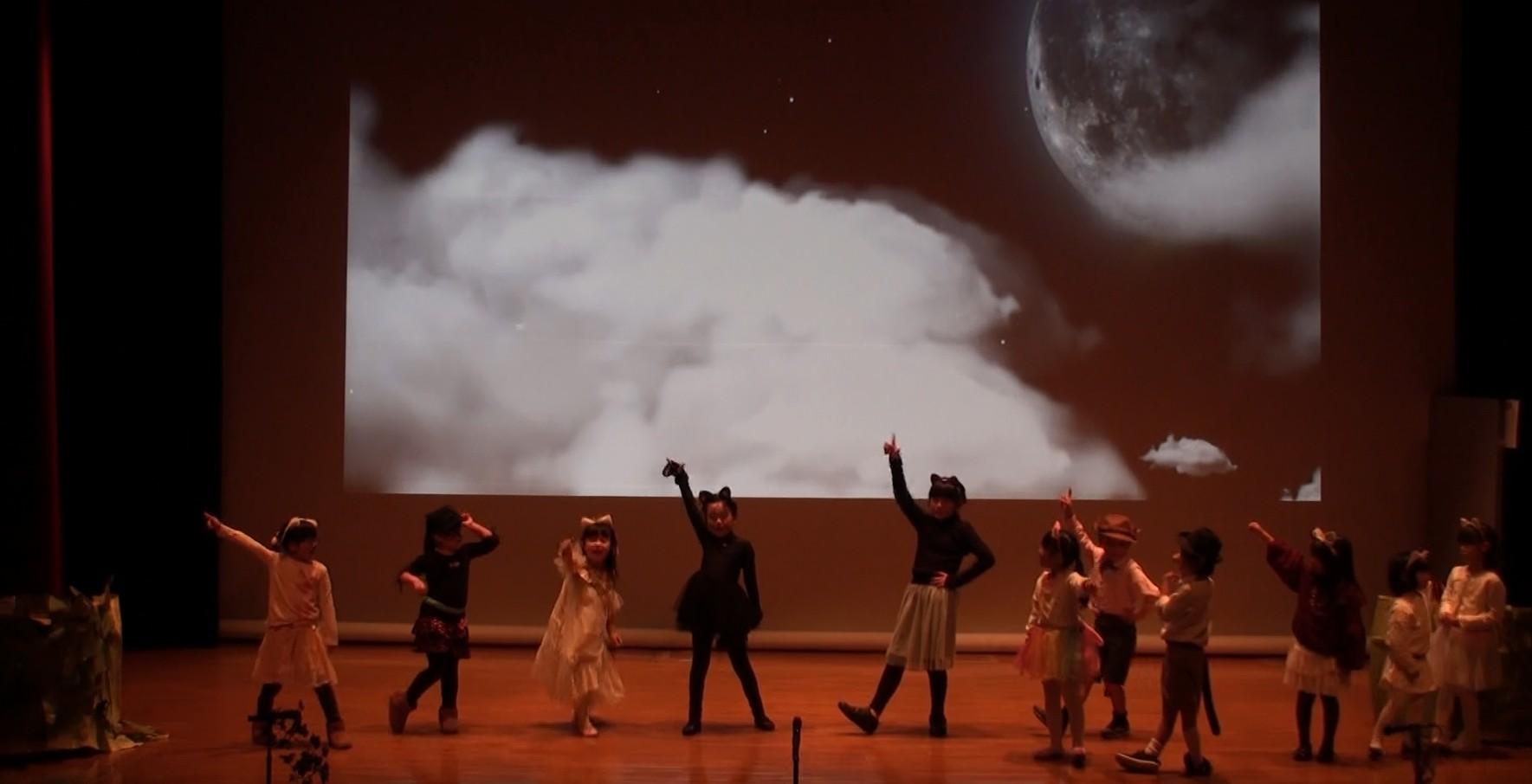 第二部は、ショート劇 & かぐや姫に捧げる踊りを披露します!