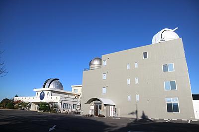 月光天文台の全景